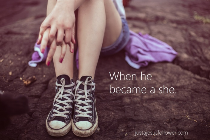 walking in love blog